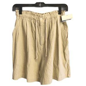 Liz Sport Vintage Paperbag High Waisted Shorts